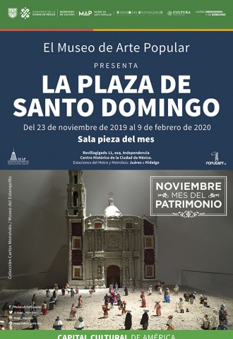 La plaza de Santo Domingo